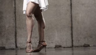 High heels latin